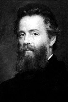 Herman Melville Portrait